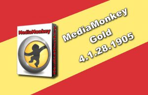 MediaMonkey Gold 4.1.28.1905