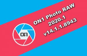 ON1 Photo RAW 2020.1 Torrent