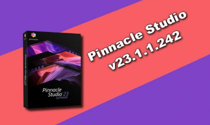 Pinnacle Studio Ultimate v23.1.1.242
