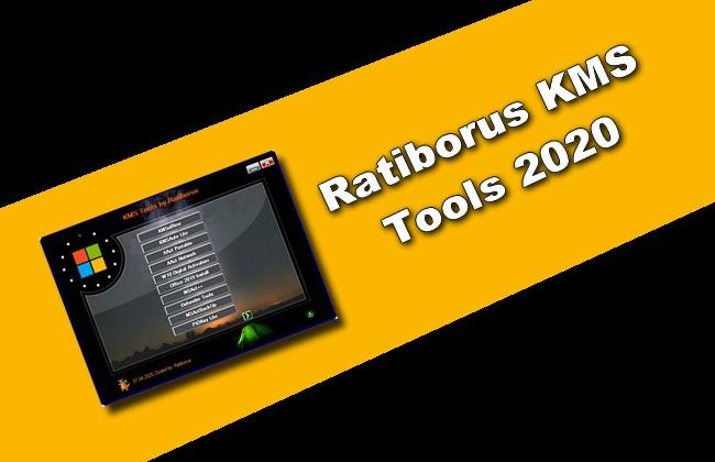 Photo of Ratiborus KMS Tools 2020 Torrent