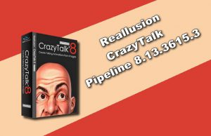 Reallusion CrazyTalk Pipeline 8.13.3615.3