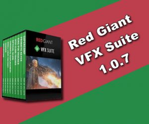 Red Giant VFX Suite 1.0.7
