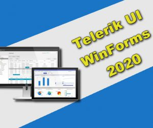 Telerik UI WinForms 2020