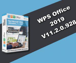 WPS Office 2019 v11.2.0.9281