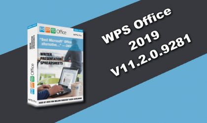 WPS Office 2019 v11.2.0.9281