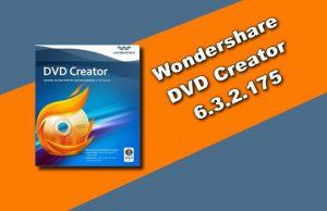 Wondershare DVD Creator 6.3.2.175