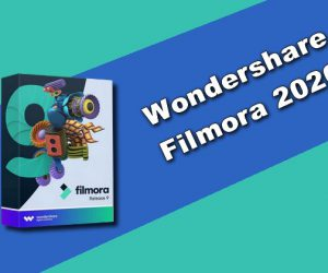 Wondershare Filmora 2020 Torrent