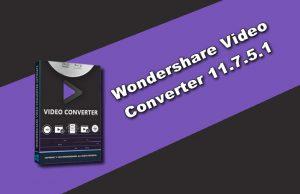 Wondershare Video Converter 11.7.5.1