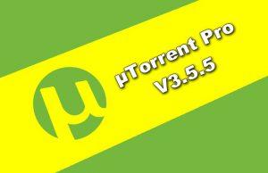 µTorrent Pro 3.5.5
