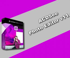 ACDSee Photo Editor v11.1 Torrent