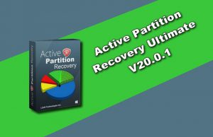 Active Partition Recovery Ultimate v20.0.1