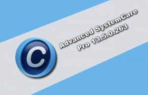 Advanced SystemCare Pro 13.5.0.263