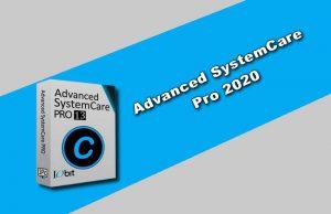 Advanced SystemCare Pro 2020