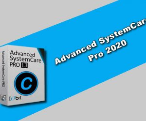 Advanced SystemCare Pro 2020