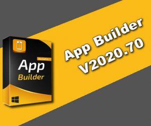 App Builder v2020.70