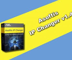 Asoftis IP Changer v1.4