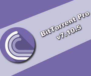 BitTorrent Pro v7.10.5