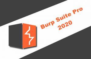 Burp Suite Pro 2020