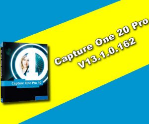 Capture One 20 Pro v13.1.0.162 Torrent