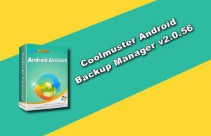Coolmuster Android Backup Manager v2.0.56