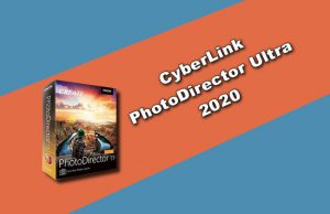 CyberLink PhotoDirector Ultra 2020