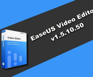 EaseUS Video Editor v1.5.10.50