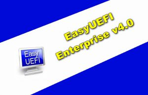 EasyUEFI Enterprise v4.0