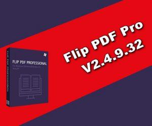 Flip PDF Pro v2.4.9.32