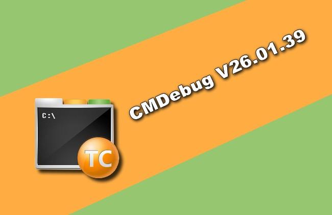 Photo of JP Software CMDebug Torrent