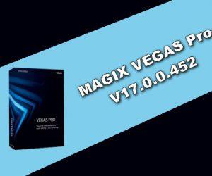 MAGIX VEGAS Pro v17.0.0.452