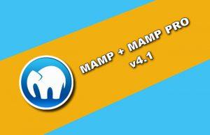 MAMP + MAMP PRO v4.1 Torrent