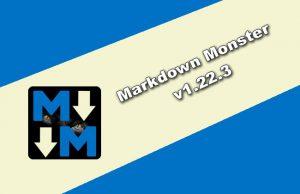 Markdown Monster v1.22.3 Torrent