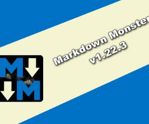 Markdown Monster v1.22.3 Torrent