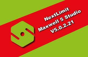 NextLimit Maxwell 5 Studio Torrent