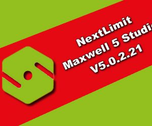 NextLimit Maxwell 5 Studio Torrent
