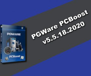 PGWare PCBoost v5.5.18.2020