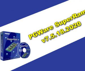 PGWare SuperRam v7.5.18.2020 Torrent