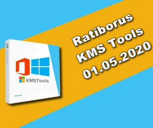 Ratiborus KMS Tools 01.05.2020