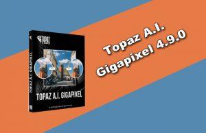 Topaz A.I. Gigapixel 4.9.0