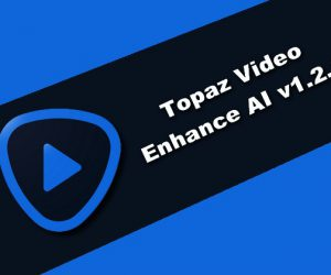 Topaz Video Enhance AI v1.2.2
