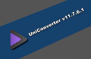 UniConverter v11.7.6.1 Torrent