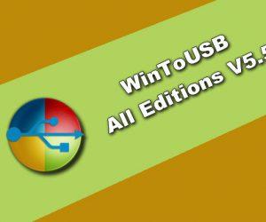 WinToUSB V5.5