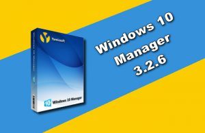 Windows 10 Manager 3.2.6