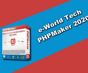 e-World Tech PHPMaker 2020