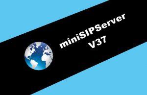 miniSIPServer v37 Torrent