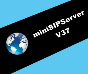 miniSIPServer v37 Torrent