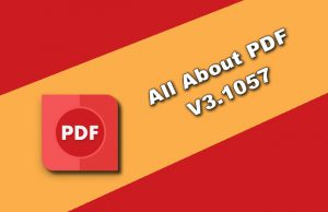 All About PDF 3.1057