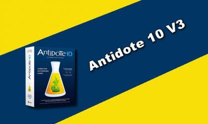 Antidote 10 v3