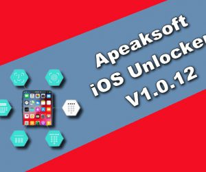 Apeaksoft iOS Unlocker 1.0.12