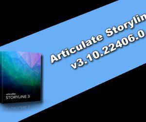 Articulate Storyline v3.10.22406.0